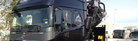 Camion Bras de Grue