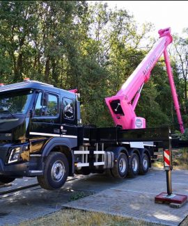 Camion Grue 1