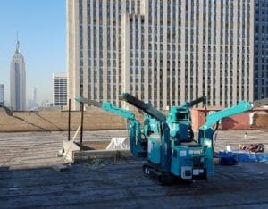 location Mini Grue Maeda MC 285