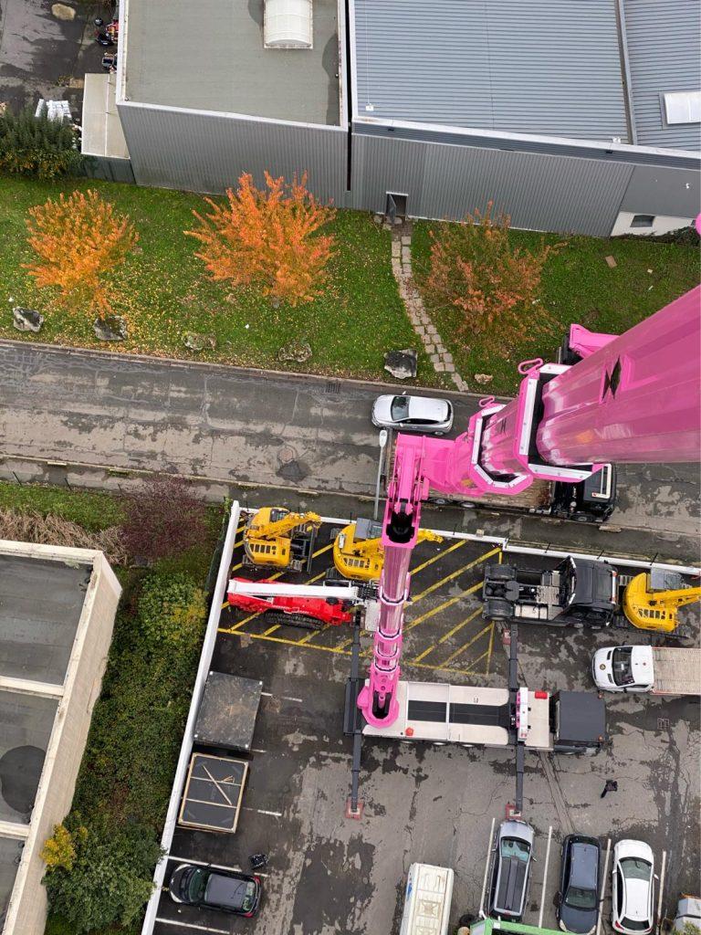 service de location de camion nacelle